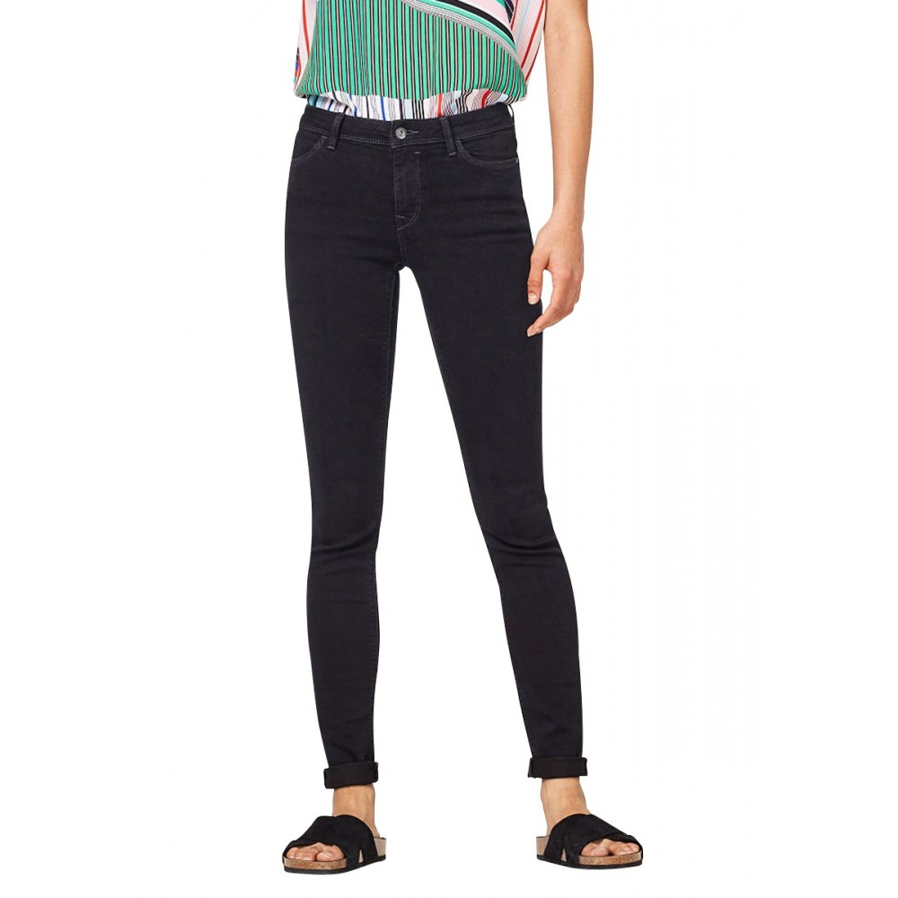Jeggings stretchen coton bio coupe