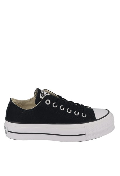 Basket toile basse CHUCK TAYLOR ALL STAR LIFT Noir