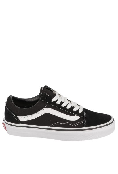 Basket OLD SKOOL Noir