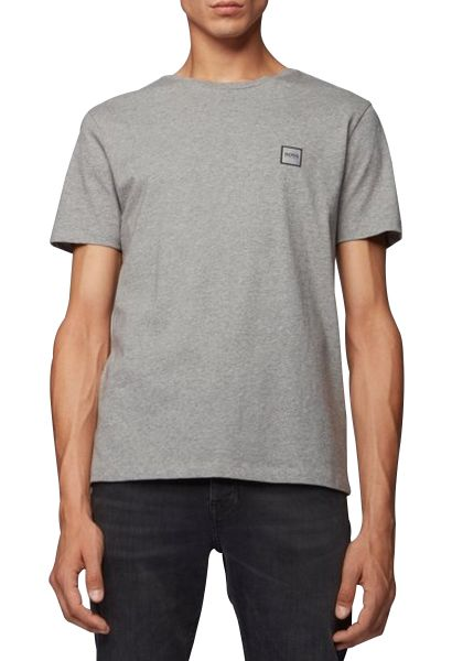 Tee shirt basic col rond TALES Gris