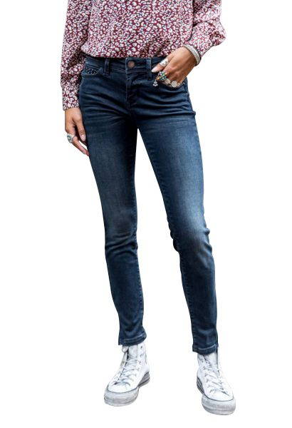 Jean super slim ALYA Brut used