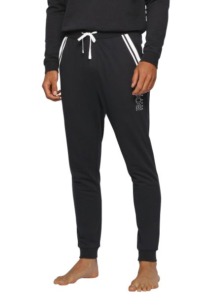 Pantalon jogging AUTHENTIC Noir