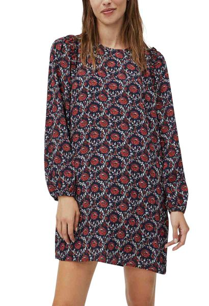 Robe manches longues MADELINE Multicolor