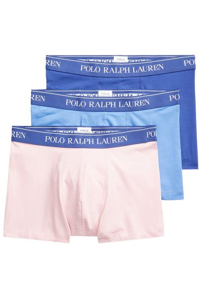 Lot de 3 boxers Bleu/multicolor