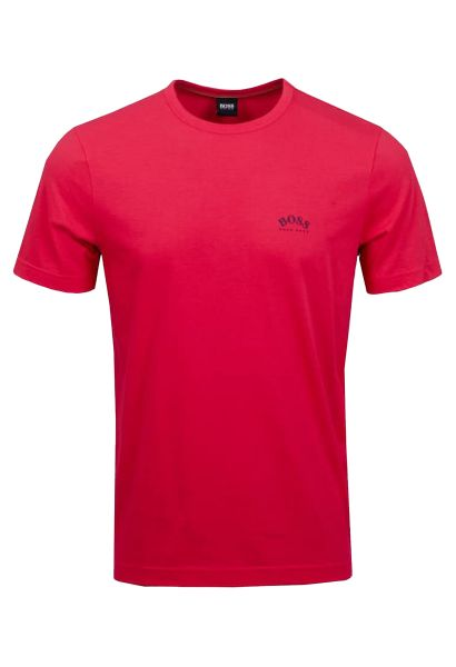 Tee shirt manches courtes TEE CURVED Rose